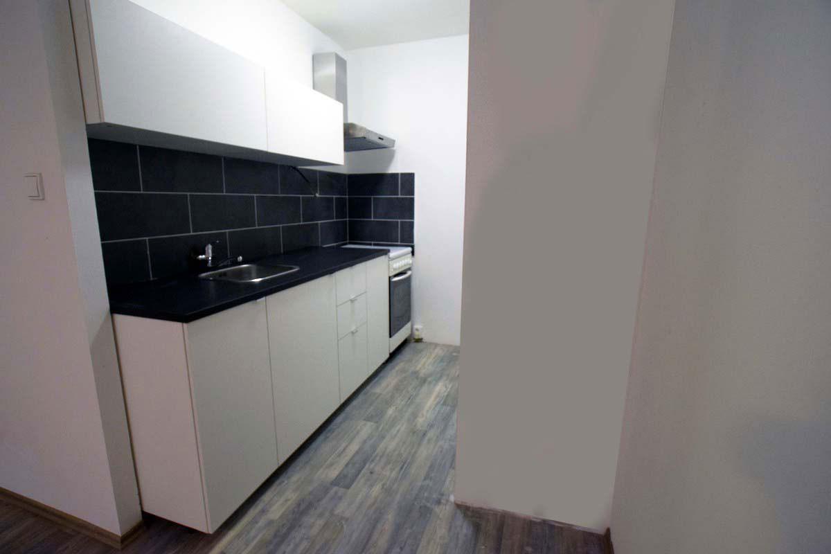 Byt 2+kk, 51 m2, Praha - Hloubětín